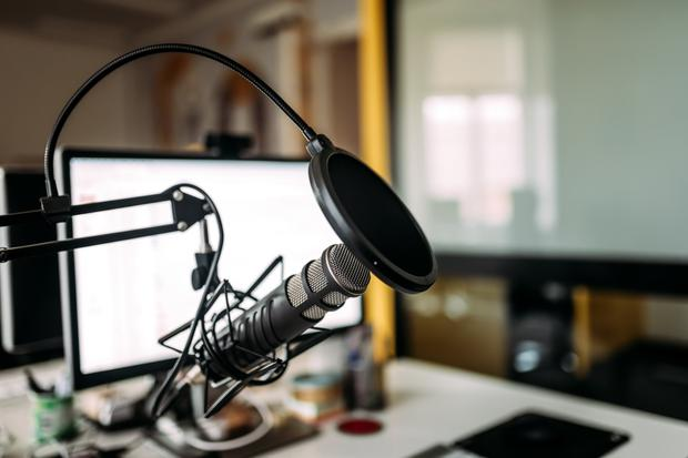 '...we should stop for a moment and ask ourselves one simple question: What on Earth would life be like without the magic of radio?' (stock photo)