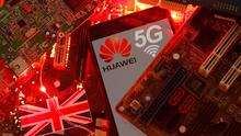 Britain looks to have sided with China over the US after supporting Huawei. Photo: Reuters