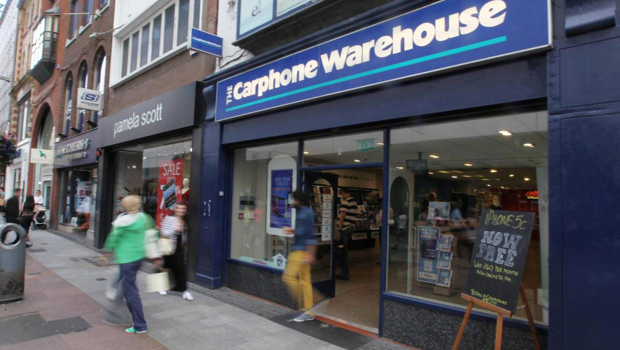 80 Car Phone Warehouse Stores Nationwide will not re-open after Lockdown