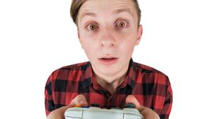 Addicted: Many youngsters can't get enough of their video games