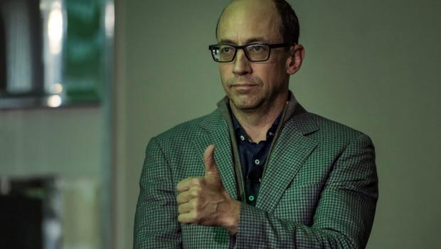 Twitter's departing chief executive officer, Dick Costolo. Photo: David Paul Morris