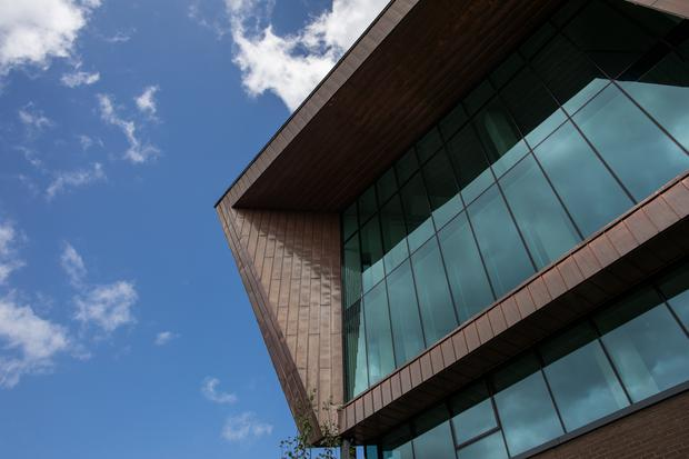 The Glucksman Library at the University of Limerick