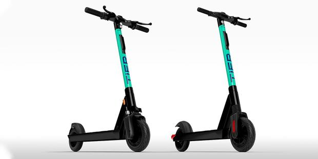 Tier rents over 90,000 street e-scooters in 95 citiesand plans to add Dublin to the list this year