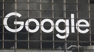 In the United States, Google Play accounts for 90pc of Android apps downloaded, according to the lawsuit. Photo: Reuters/Charles Platiau