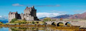 GET OUT THERE: Eileen Donan Castle in Scotland