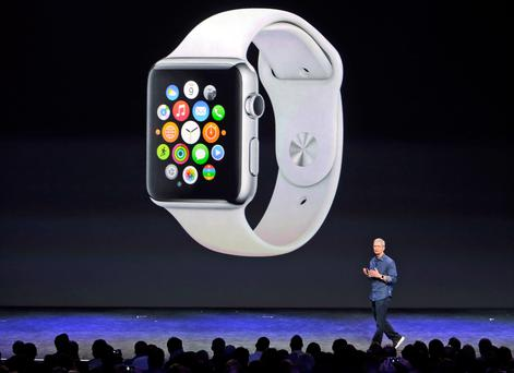 Investors will look for data on how the Apple Watch performed, after a report last week by research firm Slice Intelligence showed that its sales have dropped since it was launched in April