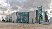 The performance of Apple and other tech giants through the crisis gives us confidence that the revenue stream will continue, writes David Chance. Pictured is the Apple European HQ, Hollyhill, Cork