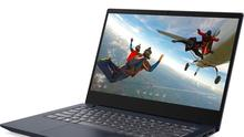 Lenovo's Ideapad S340 has a 14in display, a full-sized keyboard and 128GB of storage