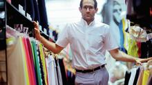Ousted founder: Dov Charney, chairman and chief executive officer of American Apparel Inc