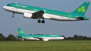 Aer Lingus owner IAG has reduced its weekly cash burn to €175m