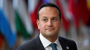 Tánaiste and Minister for Enterprise, Trade and Employment Leo Varadkar. Photo: Reuters/Toby Melville
