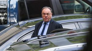 Bank of England governor Andrew Bailey. Photo: Hollie Adams/Bloomberg