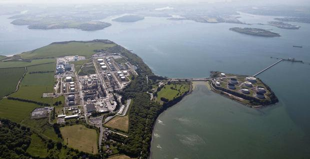 Cork's Whitegate Oil Refinery was sold to UK energy company Centrica