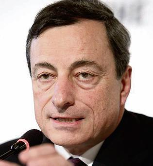 Mario Draghi: money markets don't expect a reduction yet
