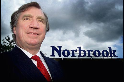 Dr. Edward Haughey, Chief Executive Officer and chairman of Norbrook Laborities in Newry Co. Down. Picture Davide Conachy