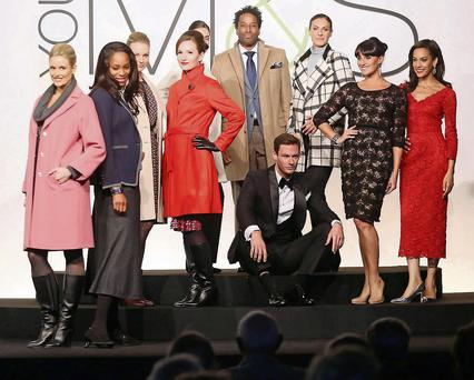 Marks and Spencer's new autumn/winter collection