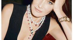 Former French First Lady Carla Bruni is now fronting campaign for Bulgari