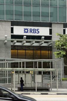 RBS bosses were in a 'tailspin'