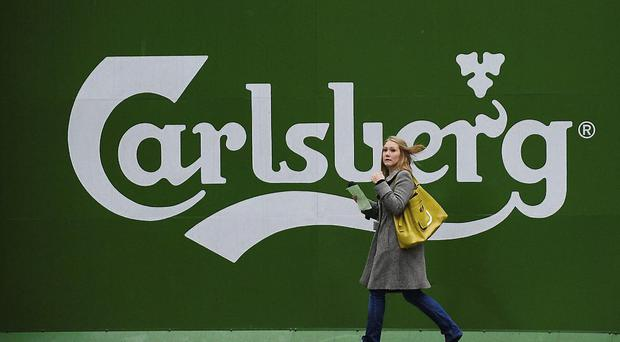 Danish brewer Carlsberg