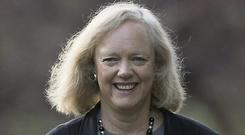 Meg Whitman, chief executive officer of Hewlett-Packard Co