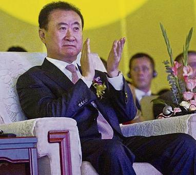 BIG PLAYER: Wang Jianlin has a net worth of $12.7bn