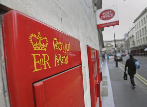 Newly privatised Royal Mail said rising parcel revenue and ongoing cost cuts helped