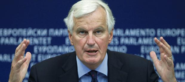 European Commissioner for Internal Market and Services Michel Barnier is in charge of writing the new law.
