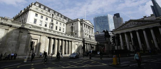 The Bank of England is proposing a new rule.