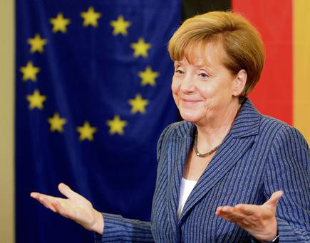 German leader Angela Merkel Photo: Michael Sohn/AP