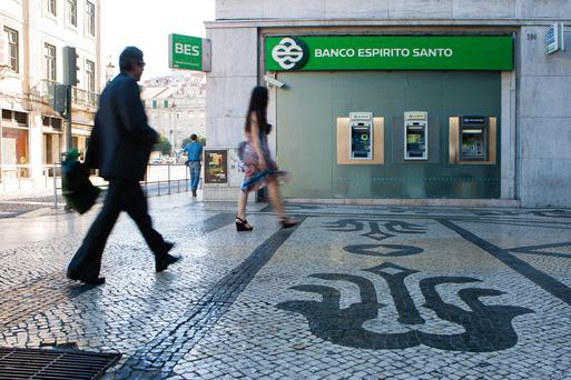 Banco Espirito Santo board appointed Vitor Bento to be chief executive officer at a meeting yesterday