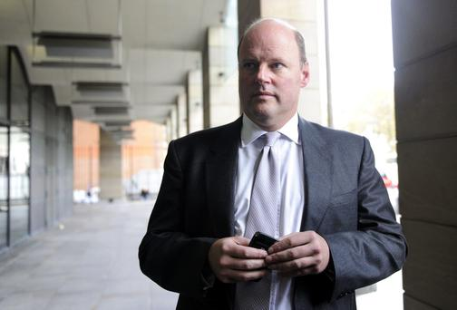 Stephen Hester, the CEO of embattled insurer RSA, said he's