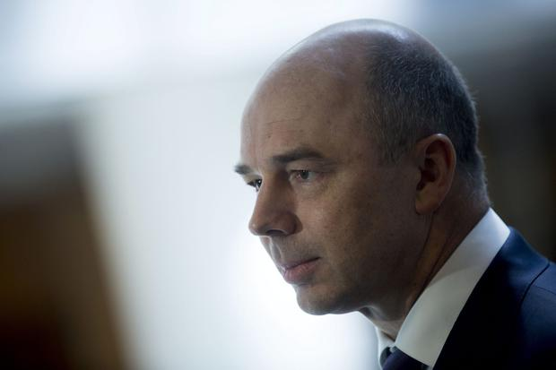 Anton Siluanov, Russia's finance minister, says his country is losing $40bn a year over sanctions