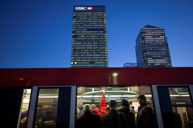 HSBC could move global HQ to avoid UK taxes and regulation
