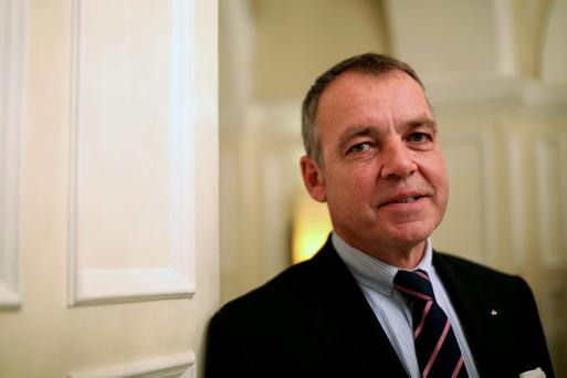 Christoph Mueller, chief executive of Malaysia Airlines