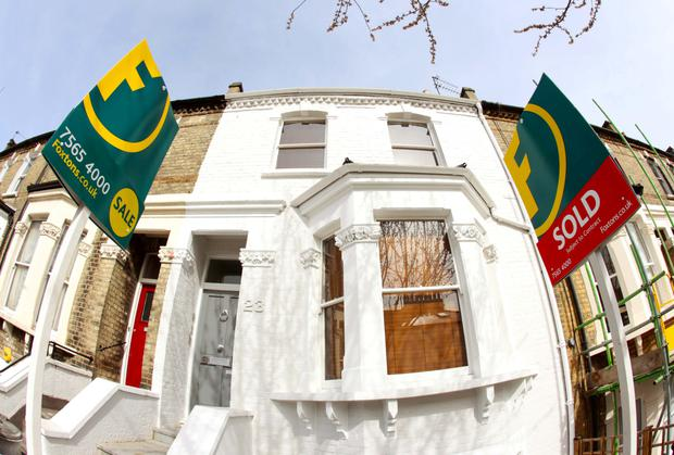 Around 1.3 houses expected to change hands next year
