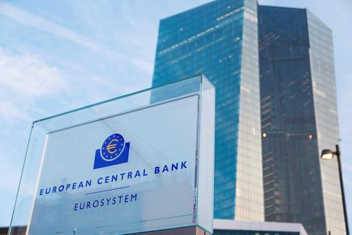 ECB HQ: policy of low rates