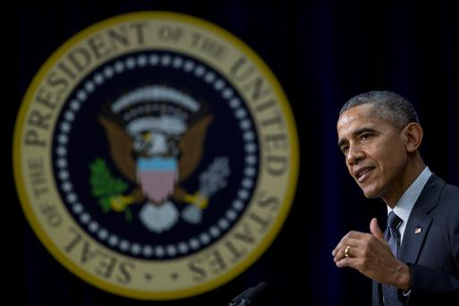 Mr Obama has kept an open door for CEOs of Fortune 100 companies. Photo: Bloomberg