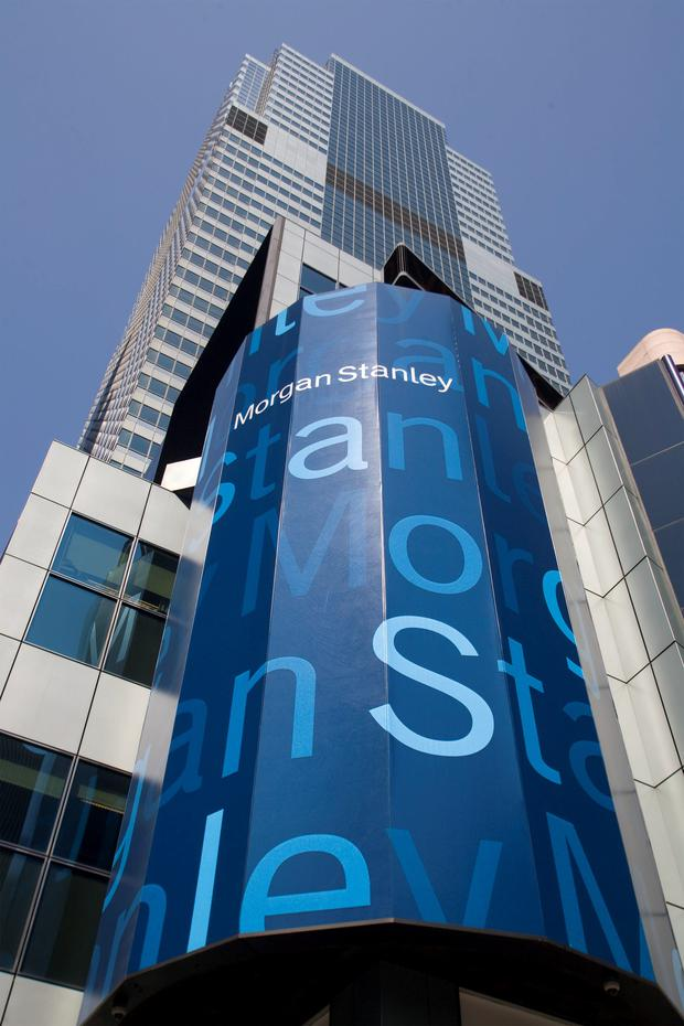 Morgan Stanley headquarters in New York
