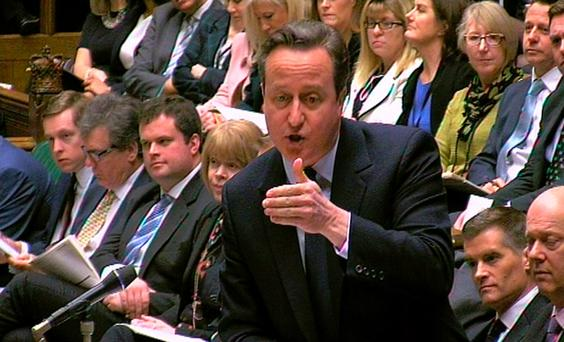 UK prime mnister David Cameron is opposed to Britain exiting the EU