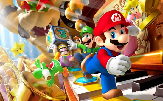 Legendary hits such as Super Mario Brothers cemented Nintendo's place in the gaming world