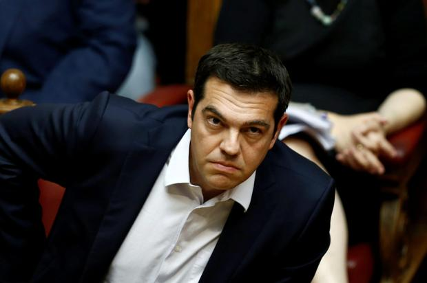 Greek PM Alexis Tsipras Photo: Reuters