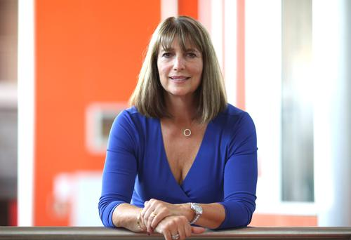 Chief executive Carolyn McCall's EasyJet faces heightened competition as rival Ryanair targets more major airports. Photo: Bloomberg