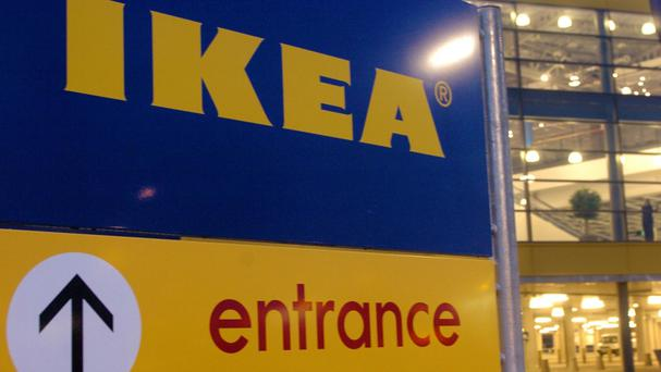 The new IKEA store is expected to open this summer. Photo: PA