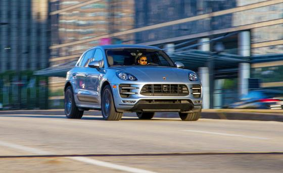 The top-selling Porsche Macan SUV