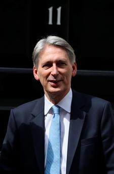Philip Hammond, the UK's new finance minister