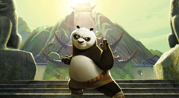 DreamWorks is the maker of the hit 'Kung Fu Panda' franchise