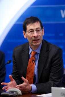 Maurice Obstfeld, chief economist at the International Monetary Fund, warns over stagnation