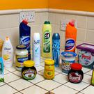 Some of the Unilever products Photo: PA