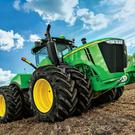 Deere has a strong order book