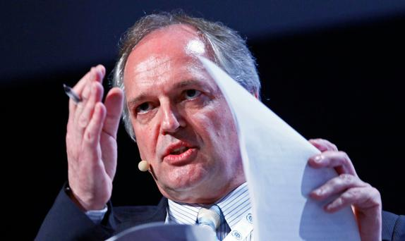Paul Polman Unilever CEO
